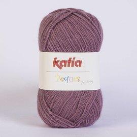 Katia Peques Babywol 84942 Purper