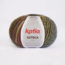 Katia Azteca wol 7849 Roze/Groen/Blauw (x)