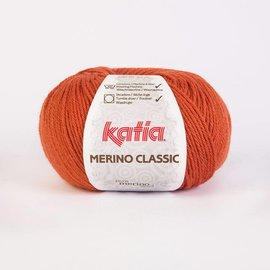 Katia Merino Classic Wol  20 - Oranje