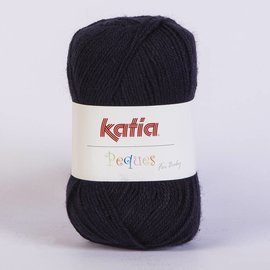 Katia Peques Babywol 84910 Donkerblauw