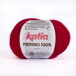 Katia Merino 100% 4 - Rood