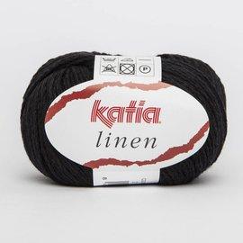 Katia Linen 2 Zwart