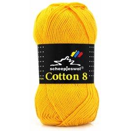 Scheepjes Cotton 8 714 Geel