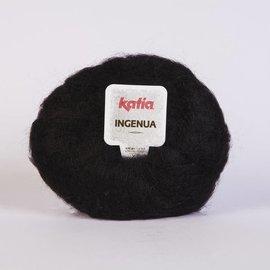 Katia Ingenua 2 Mohair Zwart