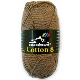 Scheepjes Cotton 8 659 Bruin