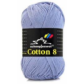 Scheepjes Cotton 8 651 Lila