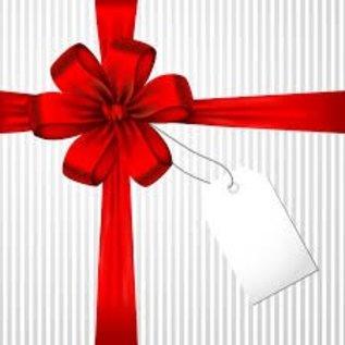 Cadeaubon voor de creatieveling 15