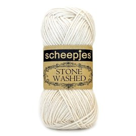 Scheepjes Stone Washed 801 Moonstone