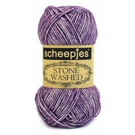 Scheepjes Stone Washed 811 Deep Amethyst