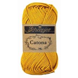 Scheepjes Catona 25 gr 249 Saffron