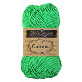 Scheepjes Catona 25 gr 389 Apple Green