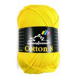Scheepjes Cotton 8 551 Geel
