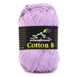 Scheepjes Cotton 8 529 Lila