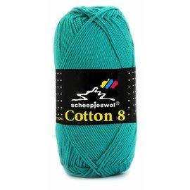 Scheepjes Cotton 8 723 Smaragdgroen