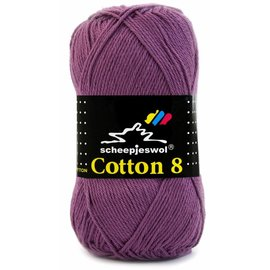 Scheepjes Cotton 8 726 Hyacinth
