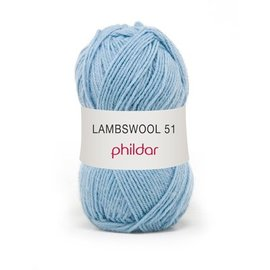 Phildar Lambswool 51 37 Porcelaine