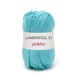 Phildar Lambswool 51 30 Lagon