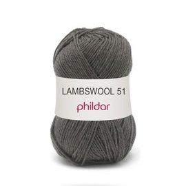 Phildar Lambswool 51 01 Taupe
