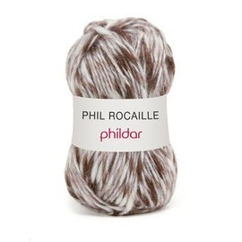 Phildar Phil Rocaille Wol 07 Tourbe