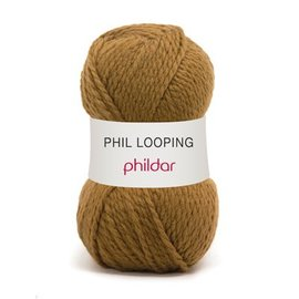 Phildar Phil Looping Wol 07 Kaki