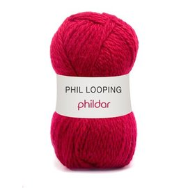 Phildar Phil Looping Wol 04 Amarante