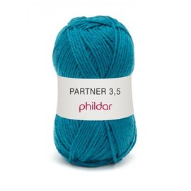 Phildar Partner 3,5 Wol 0024 Canard