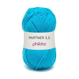 Phildar Partner 3,5 Wol 0022 Lagon