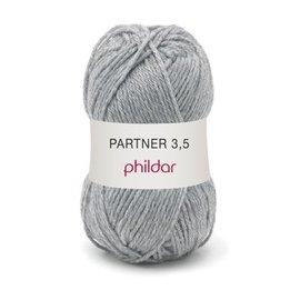 Phildar Partner 3,5 Wol 0028 Acier