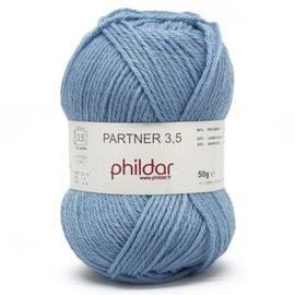 Phildar Partner 3,5 Wol 0209 Porcelaine