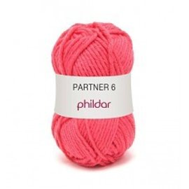 Phildar Partner 6 wol 0037 Grenadine