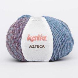 Katia Azteca wol 7853 Blauw/Turquoise