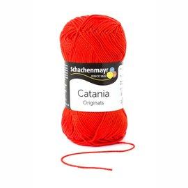 Schachenmayer Catania 390 Tomatenrood Katoen