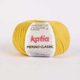 Katia Merino Classic wol 61 - Geel