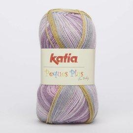 Katia Peques Plus 60 Purper/Lila/Oker (x)