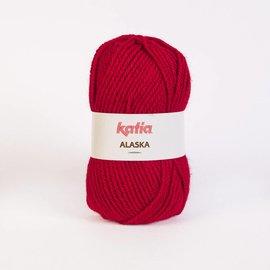 Katia Alaska 11 100% Acrylwol Rood