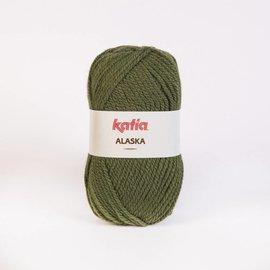 Katia Alaska 17 100% Acrylwol Groen