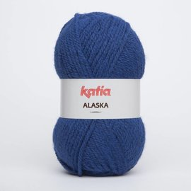 Katia Alaska 41 100% Acrylwol Blauw