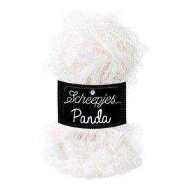 Scheepjes Panda 581 Gebroken wit