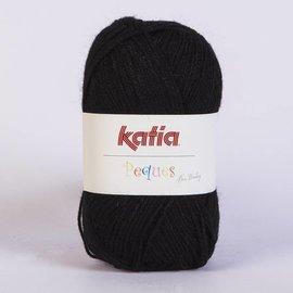 Katia Peques Babywol 84931 Zwart