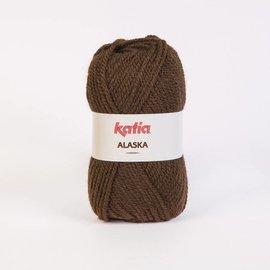 Katia Alaska 30 100% Acrylwol Bruin