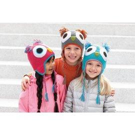 Katia Haakpakket : Uilenmuts voor Kinderen 4 - 8 jaar