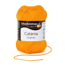 Schachenmayer Catania 411 Mango Katoen