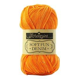 Scheepjes Softfun Denim 519 Oranje
