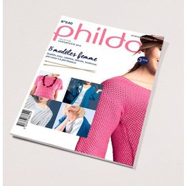 Phildar Mini breigids Phildar Nr. 640 Vrouwen