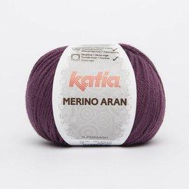 Katia Merino Aran 78 - Paars
