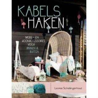 Haakboek Kabels Haken - door Leonie Schellingerhout