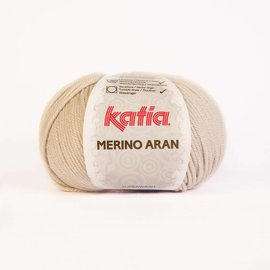 Katia Merino Aran 11 - Licht Beige