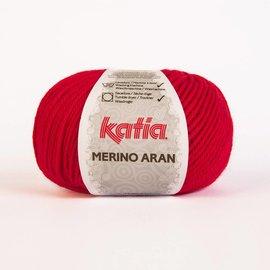 Katia Merino Aran 4 - Rood