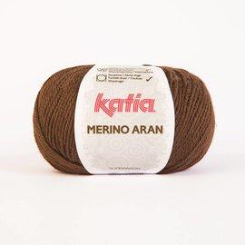 Katia Merino Aran 46 - Donkerbruin
