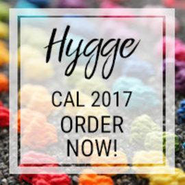 Scheepjes Cal 2017 Hygge
